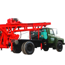 truck mounted water well drilling rig/bore well drilling truck price