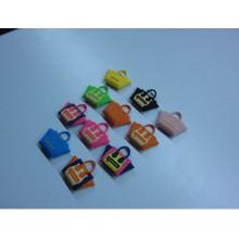 Insignia de metal en forma de bolsa, pin personalizado de solapa (GZHY-BADGE-027)