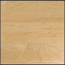 Suelo de madera maciza de arce macizo
