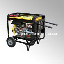 Ensemble de générateur de diesel à refroidissement par air refroidi par air (DG7000E3)
