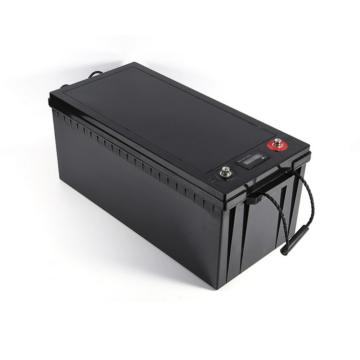 Batterie rechargeable au lithium-ion 12v 200Ah