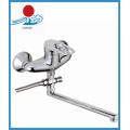 Misturador de cozinha de parede torneira de água de bronze (ZR22003-A)