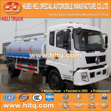 DONGFENG 4x2 fecal suction truck 190hp cheap price good quality