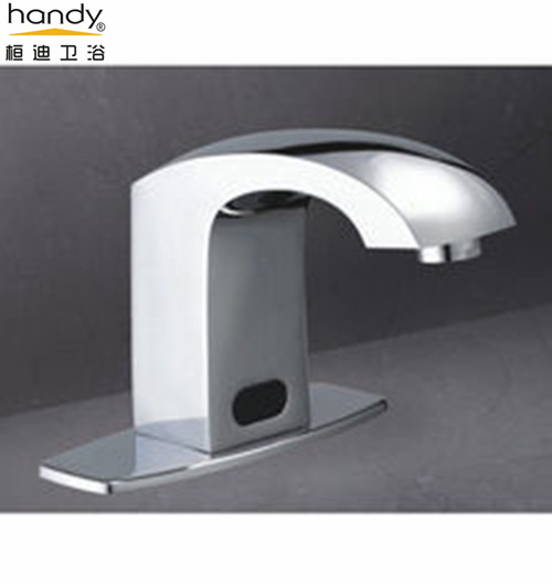 condcutive baisn faucets