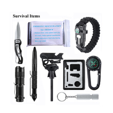 custom High Quality Professional military first aid survival tool kit tactical survival kit
