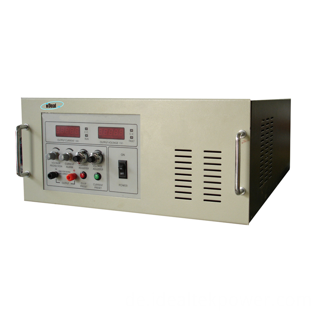 Lvlp Benchtop Linear Power Supply