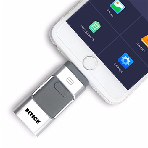 3 in 1 USB Stick Otg Flashdrive