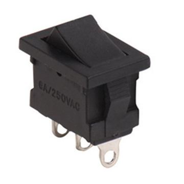 Interruptor Mini Rocker 12v