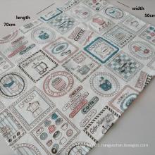 cotton hanging printed kitchen hand  towel& tea towel