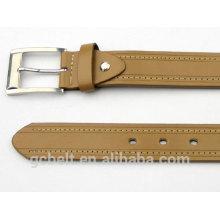 Fashion design man PU leather belt