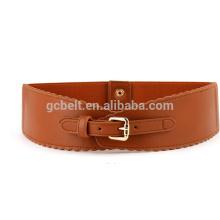 Woman Fashion elastic waist belt for dressing