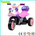 Bébé Lovely Toy Gift Moto électrique pour enfants 3 roues Moto