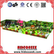 Heiße verkaufende Kinder Naughty Castle Spielplatz Indoor