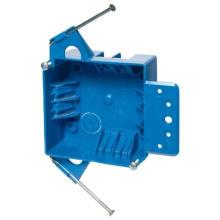 B232ACP pas cher mur extérieur intérieur non métallique interrupteur électrique boîte de sortie prise de sol boîtes de jonction SuperBlue PVC Box