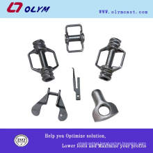 ISO9001 OEM Casting Quality Lost Wax Casting bicycle Parts products