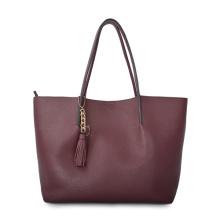 Bolsas de ombro com zíper superior Ankareeda Bolsa de marca de luxo para mulheres