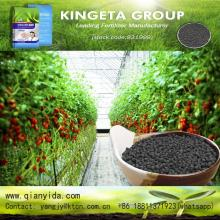 Promoting growth carbon base organic fertilizer