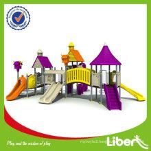 Villa Series Kids Outdoor Playhouse LE-BS008
