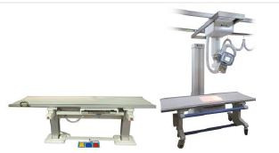 Digital Radiography Suspension System