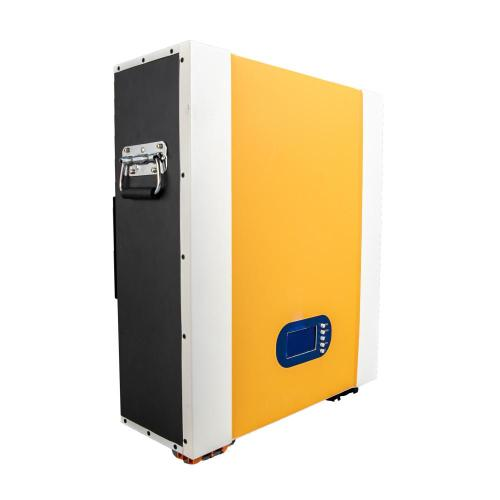 48V 150Ah 7.5KWh Home Energy Battery Storage system home solar power wall-mount residential ESS lithium battery built-in BMS