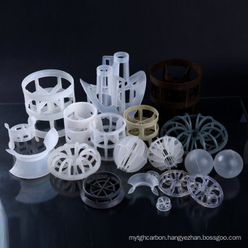 Random Packing Plastic Polyhedral Ball