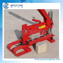 Concreto de mano portátil cara Natural y cortador de ladrillo de cemento