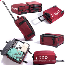 Cheap Foldable Travel Luggage Trolley Bag for Promotion