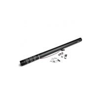 80см Электрический конфетти пушки, Стрелялки с Взрывонепроницаемой белой бумаги прямоугольник