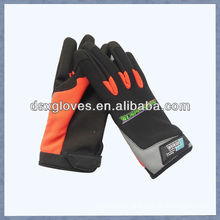 Custom mechanical safety gloves