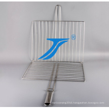 Barbecue Wire Mesh BBQ Mesh Metal Holes Grilling