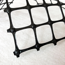 Hdpe Composite Smooth Reinforced Uni Axial Geogrid