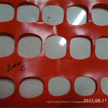 Clôture en plastique HDPE Roll