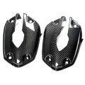 customized accessories Highly Strength Auto various styles piain or twill Carbon Fibre Parts