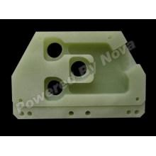 G10 / Fr4 piezas mecanizadas CNC para el aislamiento
