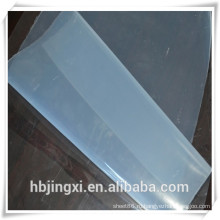 Высокой прозрачности Высокотемпературный силиконовый лист / плиты