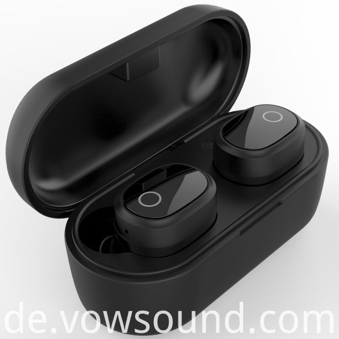 True Wireless Earbuds with Microphone