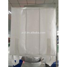 Bafle bulk bags / 3000lbs pp baffle bulk bag