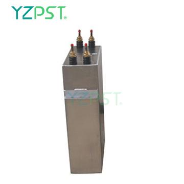Condensadores de película metalizada de poliéster de calidad 5200uf