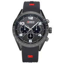 Accepte Oem Chronograph Quartz Watch For Men