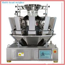 Máquina automática de medición / pesadora de 10 cabezales
