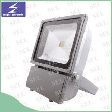 100W aletas de radiador LED Floodlight