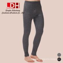 2016 Hiver Chaud Pantalon Plus Épais Hommes Leggings Cachemire Tricoté Pantalon Mâle Long Laine Pantalon Plus La Taille Haute Élastique Britches