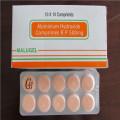 Tabletas de hidróxido de aluminio 500 mg