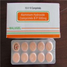 Aluminum Hydroxide 500mg Tablets