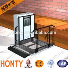 Портативная вертикальная подъемная платформа для инвалидов