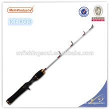 ICR050 caña de pescar de grafito caña de pescar en blanco weihai oem caña de pescar de hielo