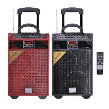 MP4 DVD Portabler drahtloser Stereo Handfree Bluetooth Lautsprecher