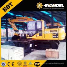 Excavador hidráulico WY135-8 de los excavadores de alta calidad de 12 toneladas