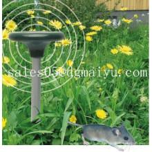 Mini Pestchaser Repelente de roedores ultrasónico / Sonic Mouse Repel / Solar Power Mouse Repelente / Repelente de interiores de ratón