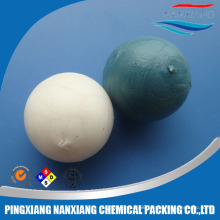 plastic material Solid floating ball 10mm 15mm 38mm 50mm
